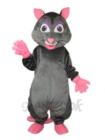 Revised Long Wool Vole Mascot Adult Costume