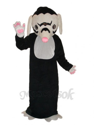 Strange Mouse Mascot Adult Costume