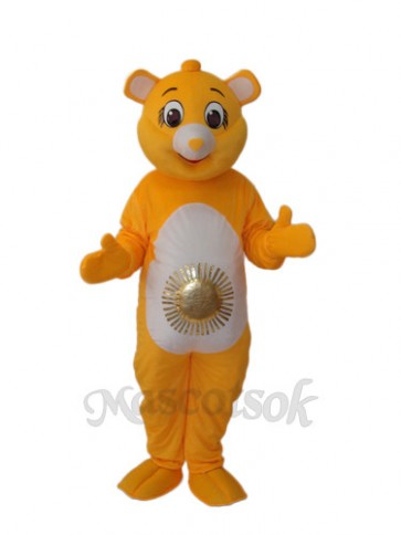 Sun Bear Mascot Adult Costume