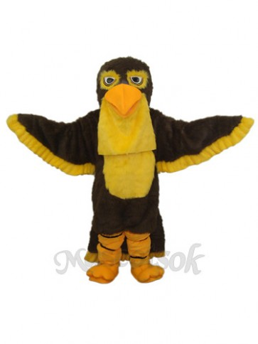 Flying Eagle Mascot Adult Costume