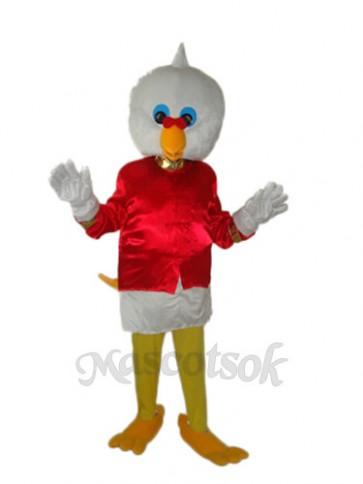 Pigeon Mascot Adult Costume