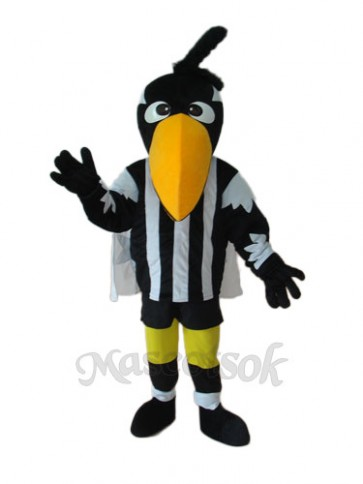 Big Yellow Beak Woodpecker Mascot Adult Costume