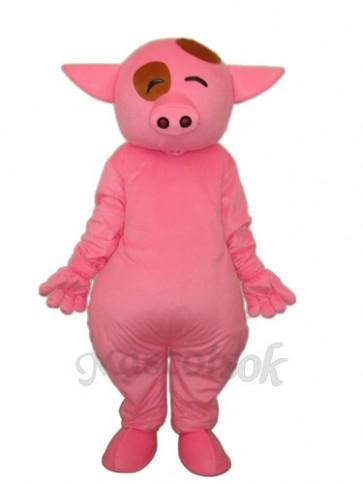 McDull Pig Mascot Adult Costume