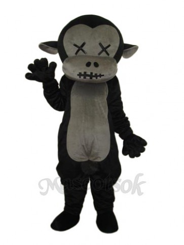 Revised Mr.Jump Monkey Mascot Adult Costume