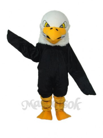 New Version Eagle Mascot Adult Costume
