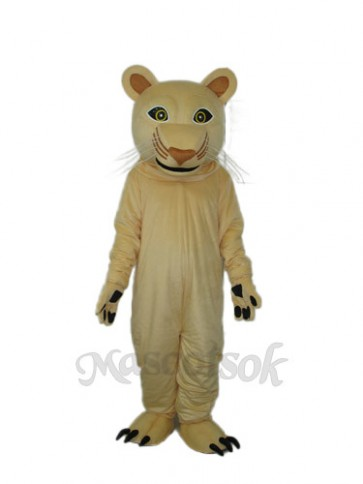 2nd Version of Cougar Mascot Costume