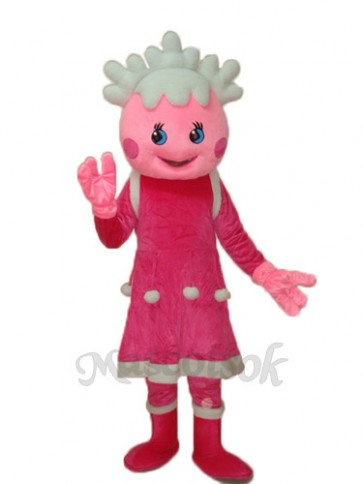 Pretty Princess Mascot Adult Costume