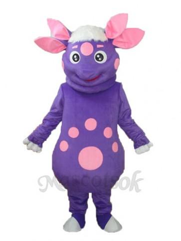 Tatu Strange Powder Mascot Adult Costume