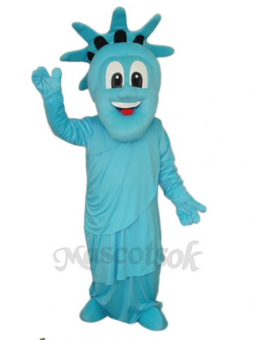 Statue Of Liberty Mascot Adult Costume
