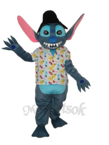 Lilo & Stitch (hanai section) Mascot Adult Costume