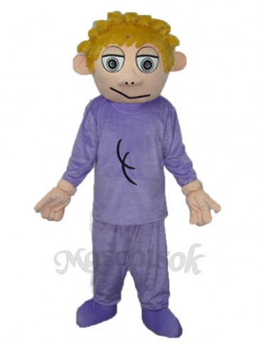 Cried Brother Mascot Adult Costume