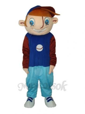 Bingbing Mascot Adult Costume
