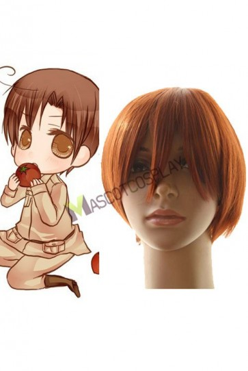 35cm Axis Powers Hetalia Lovino Vargas Cosplay Wig