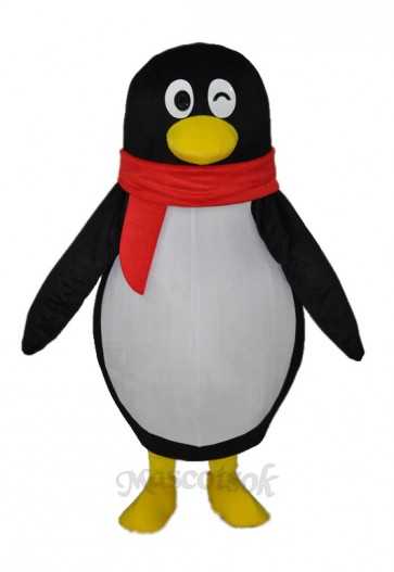 Cute little penguin Adult Mascot Costume