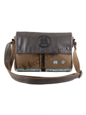 Quality Genuine Leather Gintama Anime Bag