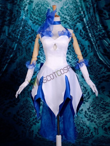Saber Fate Stay Night Cosplay Costume Set