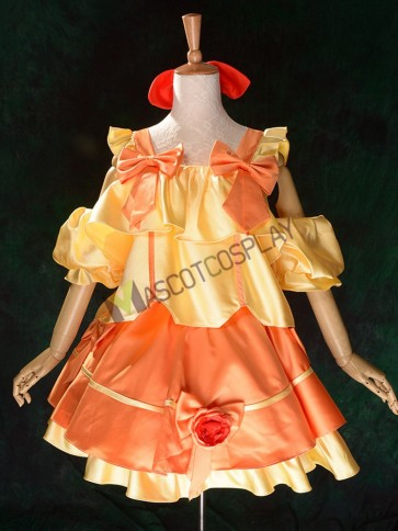 Ranka Lee Macross Frontier Cosplay Costume