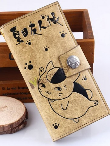 Chic Natsume's Book of Friends Cosplay Wallet