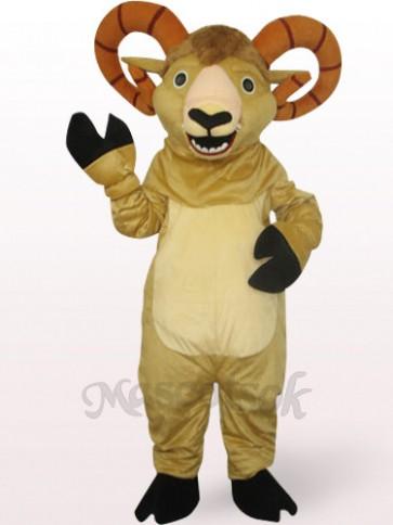 Antelope Plush Mascot Costume