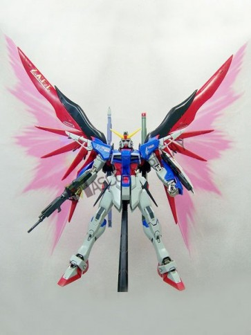 Gundam Seed Destiny Shinn Asuka Destiny Gundam Modal  Kit Deluxe Shining Wings