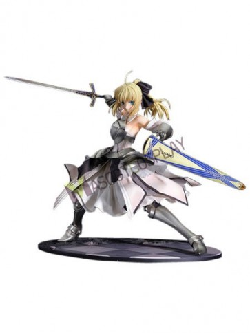 Great Fate Stay Night Saber Lily PVC Anime Action Figure