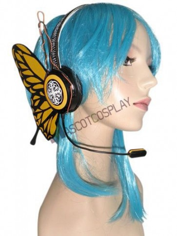 Yellow Plastic Material Vocaloid Kagamine Rin / Len Cosplay Prop