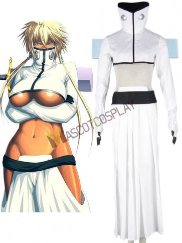 Bleach Tear Halibel Cosplay Costume