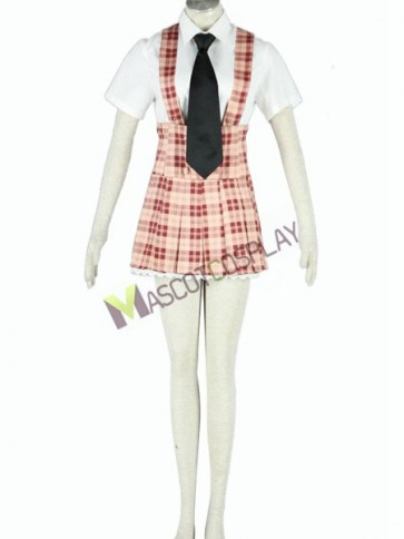 Axis Powers Hetalia World School Summer Uniform Cospaly Costume