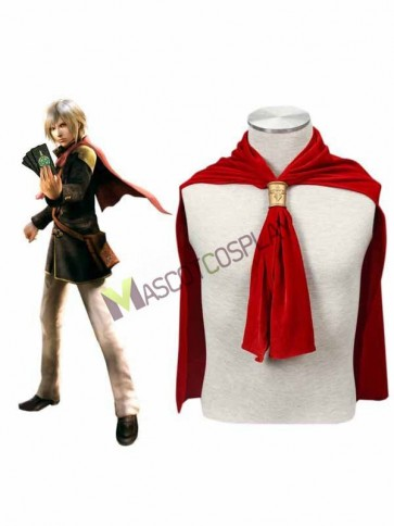 Final Fantasy Type-0 Suzaku Peristylium Class Zero NO.1 Ace Scarf