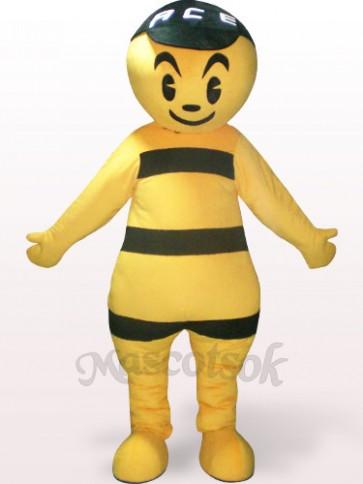 Bee Plush Adult Mascot Costume