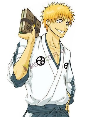 Bleach Shinigami Academy Uniform Cosplay Costume