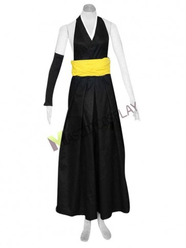 Bleach Soi Fong1th Cotton Polyester Cosplay Costume