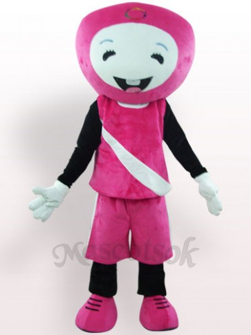 Boy In Aoyuan Lover Plush Adult Mascot Costume