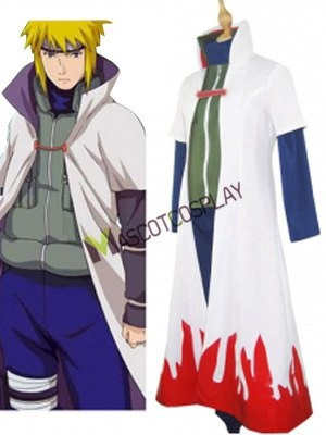 Cos1034 Naruto Cosplay Costume