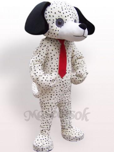 Dalmatian Plush Adult Mascot Costume