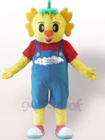 Dinosaur Doll Plush Adult Mascot Costume