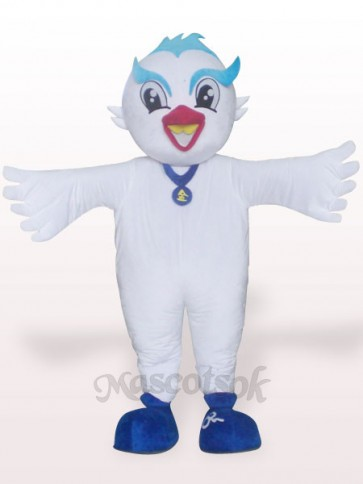 Dove Plush Adult Mascot Costume