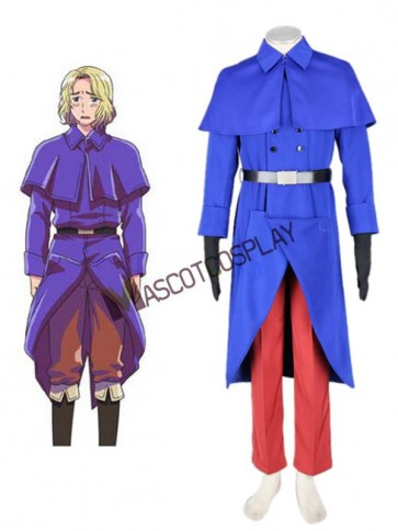 Francis Bonnefoy Cosplay Costume
