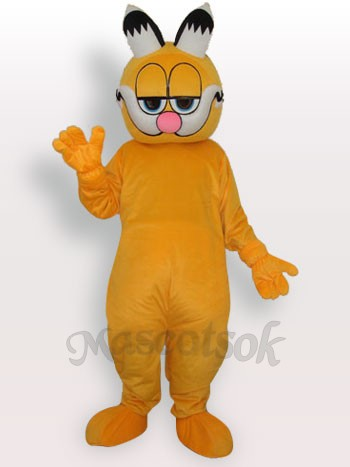 Garfield Adult Mascot Costume