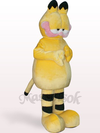 Garfield Plush Adult Mascot Costume