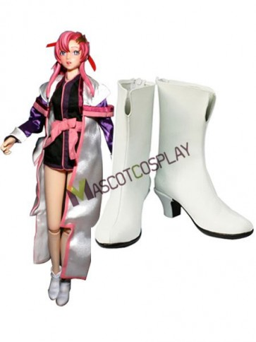 Gundam Seed Cosplay Imitated Leather Boots