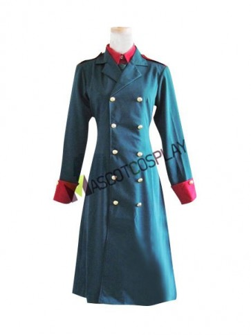 Hetalia: Axis Powers Denmark Cosplay Costume