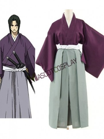 Idea Factory Hijikata Toshiz Uniform Cloth Cosplay Costume