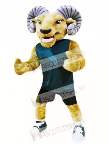 Sport Animal Ram Mascot Costume