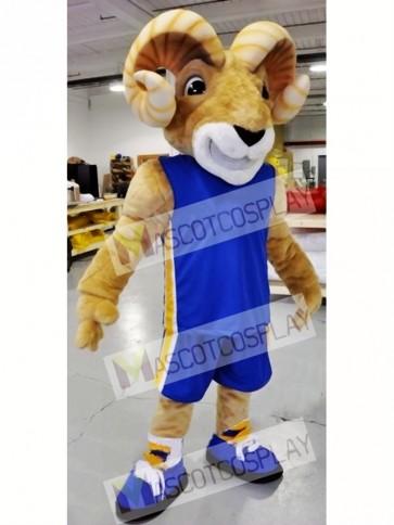 Power Sport Rams Mascot Costume