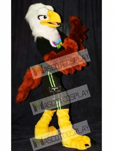 High Quality School Eagle Mascot Costume