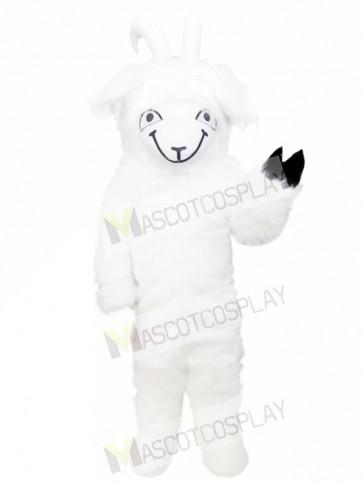Goat Sheep Long Hair Mascot Costumes