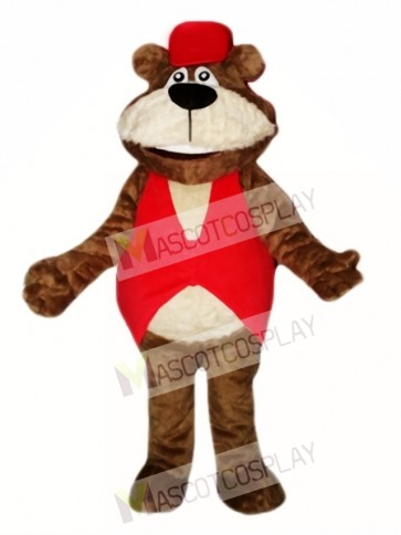 Chipmunk Mascot Costumes