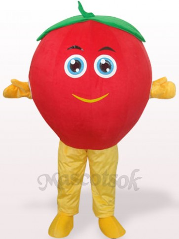Lovely Tomato Plush Adult Mascot Costume