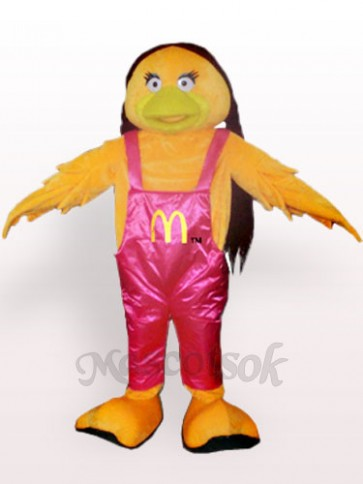 MacDonald Plush Adult Mascot Costume
